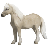 Mojo WELSH PONY HORSE toy model figure kid girls plastic animal farm figurine