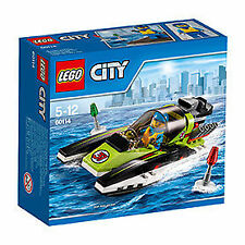 LEGO® CITY 60114  Rennboot