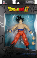 Dragon Ball Stars Series 15 ~ ULTRA INSTINCT GOKU ~ SIGN ~ ACTION FIGURE ~ DBZ