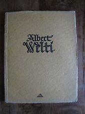 ANTIK Albert Welti Gemälde und Radierungen Furche Verlag