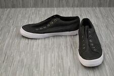 **Guess Mitt Faux Leather Slip On Skate Shoes, Men's Size 9, Black