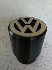 VW Gear Knob Smooth Black T2 T3 T25 Mk1 Mk2 Golf Caddy Passat