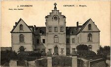 CPA Auvergne CUNLHAT Hospice (409928)