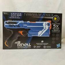 NERF Rival Precision Battling Kronos XVIII-500 Team Blue 5 Rounds Hasbro New
