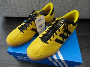 ADIDAS :  BECKENBAUER  Originals Casual  Trainers  *Mens Size 11 / Yellow *NEW*