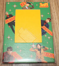 SHINEE SMTOWN MUSEUM OFFICIAL GOODS PHOTO CARD FRAME SEALED