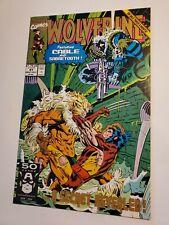 Wolverine #41 (Jul 1991, Marvel)