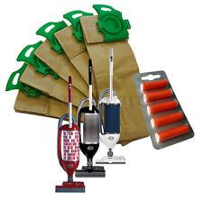 5 Micro Filtration Dust hoover Bags & Air Fresh for Sebo Felix Vacuum Cleaner