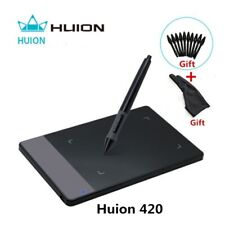 SALE! - HUION H420 USB Graphics Drawing Tablet Kit - Black