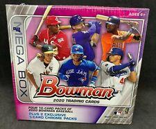 2020 Bowman Baseball Factory Sealed Mega Box Dominguez Witt Mojo Auto?