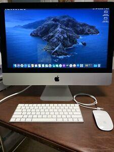 "Apple iMac 21.5"" Desktop - i5 quad core, 8 GB Memory, 1 TB HDD (Late 2015)"