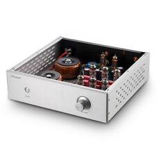 HiFi 12Ax7 Vacuum Tube Preamplifier 2.0 Channel Home Desktop Stereo Audio Preamp