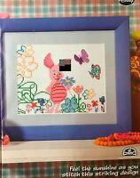 CROSS STITCH CHART Piglet Picture Winnie The Pooh Disney Pig Design PATTERN