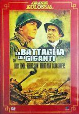 La Battaglia Dei Giganti Dvd I Grandi Kolossal Master