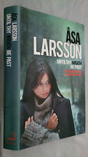 Asa Larsson.Until Thy Wrath Be Past.1St/1 H/B D/J 2008.War Crime Mystery