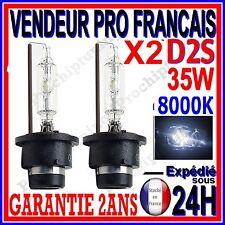 2 AMPOULES D2S BI XENON 35W KIT HID LAMPE DE RECHANGE D ORIGINE FEU PHARE 8000K