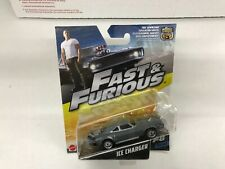 Mattel Fast and Furious Dodge Ice Charger F8 23/32 New