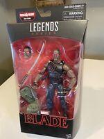 Marvel Legends Blade Figure Man-Thing BAF Wave