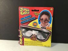 NEW Nerd Glasses Dress Up Halloween Child Size NEW