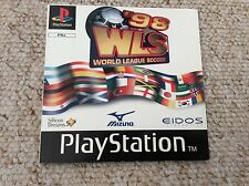 World League Soccer '98 PS1 Booklet Only