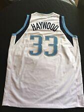 Dallas Mavericks Brendan Haywood Unsigned Custom Jersey