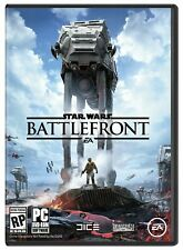 Star Wars Battlefront (PC DVD) NEW *Fast post from Sydney*
