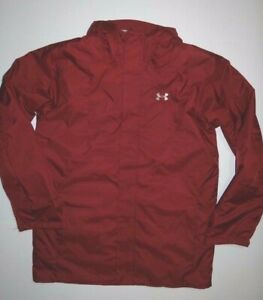 Under Armour Mens UA ColdGear Reactor Yonders Insulated Jacket Large $250