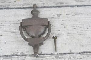 Vintage Traditional Brass Door Knocker