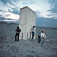 THE WHO . WHO'S NEXT  - REMIXED AND REMASTERED AND EXTENDED CD . (1971/1995) .