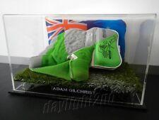 ✺Signed✺ ADAM GILCHRIST Wicket Keeping Glove COA Australia 2020 Shirt Cricket