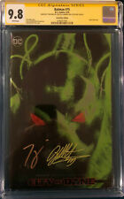 Gabriele Dell'Otto Tom King SIGNED BATMAN #75 CGC 9.8 COMIC BOOK Foil Joker Bane