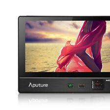 "Aputure V-Screen VS-2 7-inch 7"" IPS DSLR Camera Video Monitor AV/HDMI/YPbPr New"