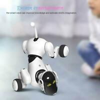 Intelligent Early Education Smart Touch Voice Electric Robot Dog Toy Kids Gift F