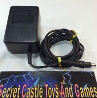 Nintendo Power Cord NES Original AC Adapter Cable Authentic OEM Vintage WARRANTY