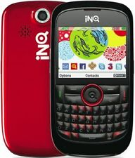 WORKING INQ CHAT 3G KOODO MOBILE & TELUS CELL PHONE CELLULAR QWERTY CAMERA HSPA