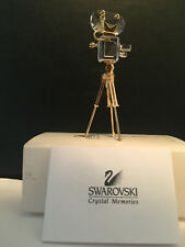 Swarovski Crystal Memories Classics Film Camera New Makes Great Gift Msrp $49.50