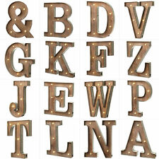 Letters Contemporary Decorative Plaques & Signs
