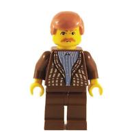 Lego Uncle Vernon Dursley 4728 Chamber of Secrets Harry Potter Minifigure