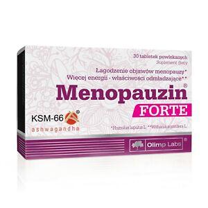 OLIMP Menopauzin Forte 30 Tablets VITAMINS MINERALS FOR WOMEN DURING MENOPAUSE