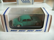 Duvi Miniatures renault Frégate in GReen on 1:43 in box
