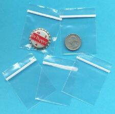 "200 2""x2"" * High Quality * Mini Ziploc Plastic Storage Bags Free S/H !"
