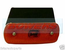 SIM 3157 24V LED REAR RED MARKER/POSITION LAMP/LIGHT WITH BRACKET & 500MM CABLE