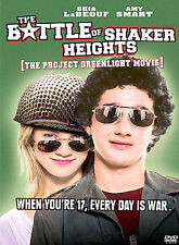 The Battle of Shaker Heights (DVD Movie) Shia LaBeouf Amy Smart