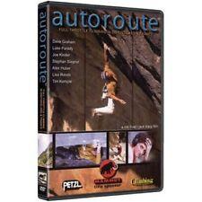 autoroute - EXTREME CLIMBING DVD!  5.14c to 5.14d climbs! Chance Prd, NR, Widsc