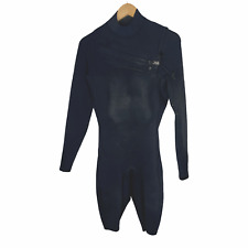 New listing Need Essentials Mens Long Sleeve Shorty Spring Wetsuit Size Medium Chest Zip
