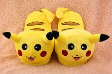 Pokemon Plush Slipper Pikachu Character Shoe Nintendo Slippers Cartoon Shoe gift