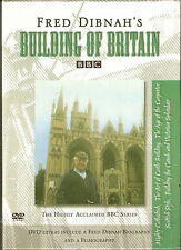 Fred Dibnah's BUILDING OF BRITAIN - Complete BBC Series (3xDVD BOX SET 2006)