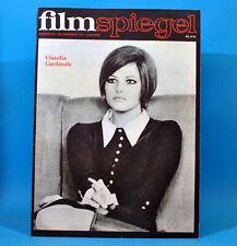 DDR Filmspiegel 24/1971 Claudia Cardinale Jürgen Reuter Bernard Blier Jacobescu
