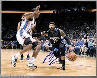 Mo Williams Minnesota Timberwolves Signed 8x10 Photo LOM COA (PH2291)