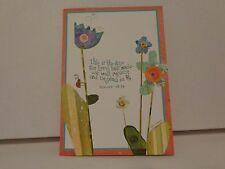 Crown Point Graphics Religious Psalms New Unused Greeting Card Inspirational